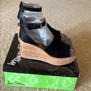 Size 10 Sam Edelman Wedge